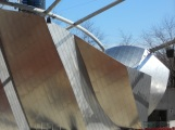 Jay Pritzker Pavilion Detail.
